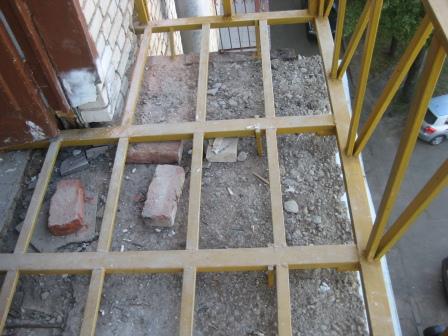 Ремонт балконов: фото ремонта балконов и лоджий в минске.