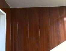 Отделка и обшивка балкона мдф панелями в минске. фото, отзыв.