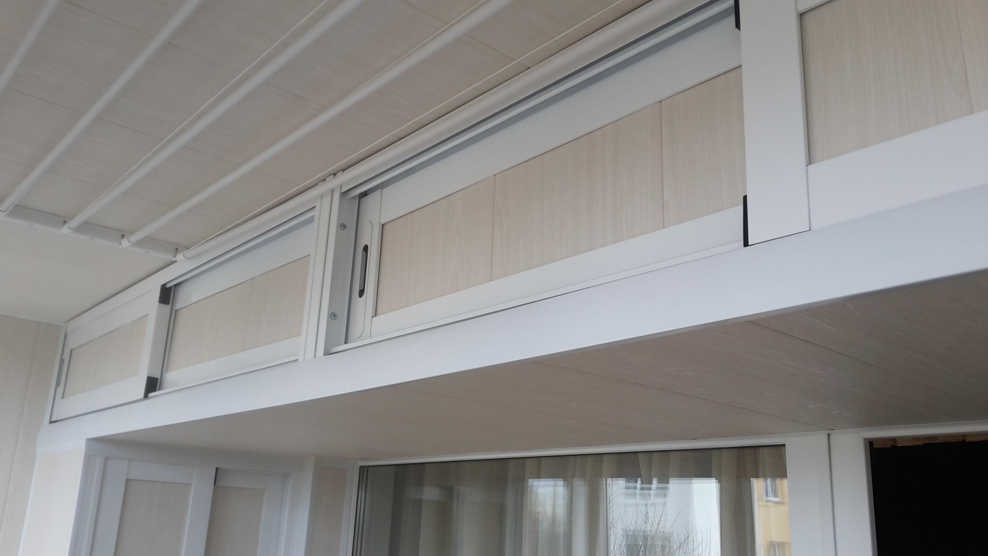 Шкаф на балкон: фото встроенных шкафов для балконов и лоджий.