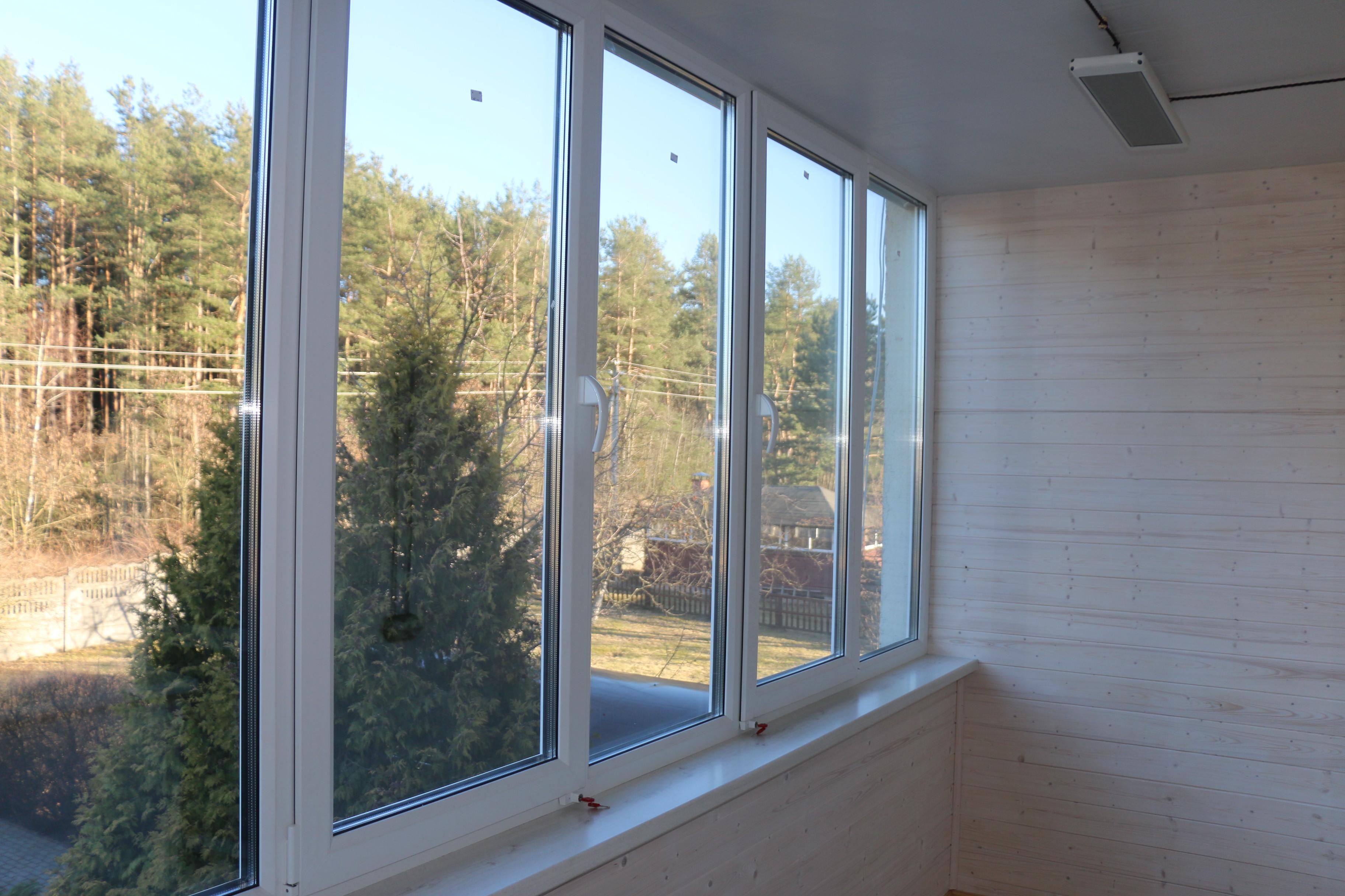Алюминиевые рамы на балкон в минске: информация и возможност.